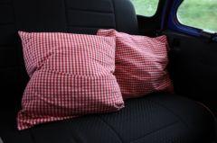 Intérieur de la Limousine Cochonou