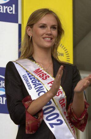 Anne-Valérie Michellier (podium Aquarel 2002)