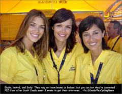 Hotesses LCL (2005)