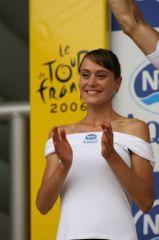 Cécile Bourdeau (Aquarel 2006)