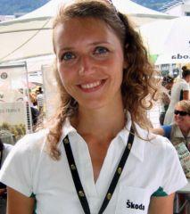 Lenka Benediktiova (Skoda 2009)