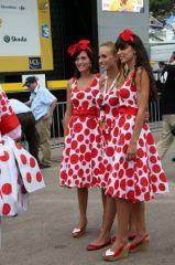 Charlotte Viandaz, Julie Blanc, Ellyn Bermejo (Carrefour 2009)