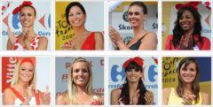 Hotesses du Tour de France 2009