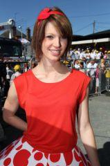 Aurélie Bresson (Carrefour 2010)