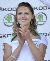 Lenka Benediktiova (Skoda 2011)