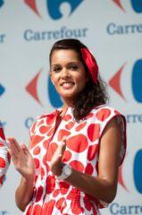 Nathalie, hotesse Carrefour 2011