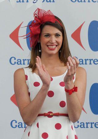 Aurélie Bresson (Carrefour 2012)