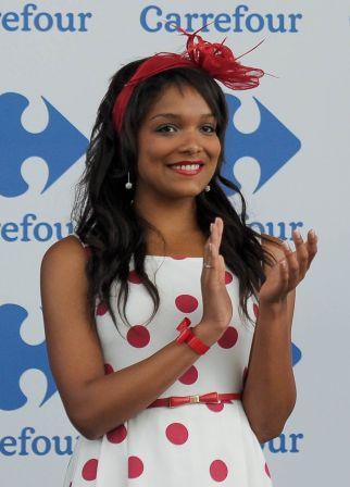 Inès Nyadanu (Carrefour 2012)